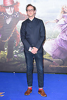 "Leo Hill<br /> at the premiere of ""Alice Through the Looking Glass"" held at the Odeon Leicester Square, London<br /> <br /> <br /> ©Ash Knotek  D3117  10/05/2016"