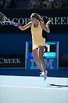 AZARENKA wins  at Australian Open in Melbourne Australia on 24th  January 2013