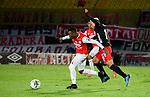 Independiente Santa Fe venció 2-0 a América. Fecha 6 Liga BetPlay I-2020