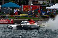 "Ken Brodie II, Pierre Maheu, GP-50 ""Intensity""  (Grand Prix Hydroplane(s)"