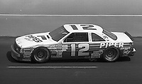 Clifford Allison competes in the Busch Series race at Darlington Raceway in Darlington, SC on March 19, 1988. (Photo by Brian Cleary/www.bcpix.com)
