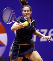 9-12-09, Rotterdam, Tennis, REAAL Tennis Masters 2009,  Lisanne van Riet