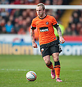United's Johnny Russell.