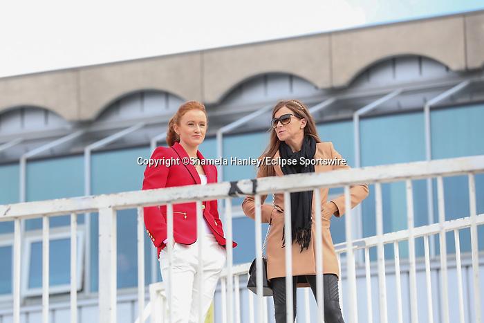 September 11, 2021: Scenes from Irish Champions Weekend at Leopardstown Racecourse in Dublin, Ireland on September 11th, 2021. Shamela Hanley/Eclipse Sportswire/CSM