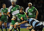Cardiff Blues v Connacht 0215