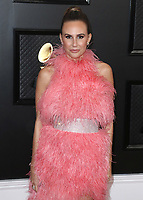 LOS ANGELES - JANUARY 26:  Keltie Knight  at the 62nd Annual Grammy Awards on January 26, 2020 in Los Angeles, California. (Photo by Xavier Collin/PictureGroup)