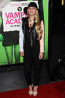 "LOS ANGELES, CA - FEBRUARY 04: Lia Marie Johnson at the Los Angeles Premiere Of The Weinstein Company's ""Vampire Academy"" held at Regal Cinemas L.A. Live on February 4, 2014 in Los Angeles, California. (Photo by Xavier Collin/Celebrity Monitor)"