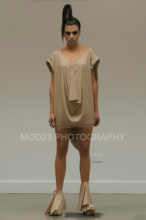 Models walk the runway for Isabelle Donola NYC Spring Summer 2015- IDNYC, NYFW