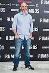 "Rafael Ordorika during the presentationo of the spanish film ""Rumbos"" in Madrid. June 09. 2016. (ALTERPHOTOS/Borja B.Hojas)"