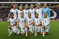 England Women v Austria Women - International Friendly - 10.04.2017