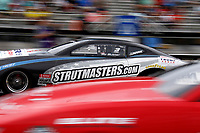 27th September 2020, Gainsville, Florida, USA;  Pro Stock driver Bo Butner III (3) StrutMasters.com during the 51st annual Amalie Motor Oil NHRA Gatornationals