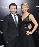 Mary Elizabeth Ellis and Charlie Day at The Warner Bros. Pictures L.A. Premiere of Pacific Premiere held at The Dolby Theater in Hollywood, California on July 09,2013                                                                   Copyright 2013 Hollywood Press Agency