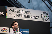 World Champion 2018 Wout Van Aert (BEL/Crelan Charles)<br /> <br /> Men Elite Race<br /> UCI CX Worlds 2018<br /> Valkenburg - The Netherlands