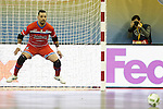 Pescara's Antonio Capuozzo during UEFA Futsal Cup 2015/2016 Semifinal match. April 22,2016. (ALTERPHOTOS/Acero)