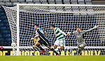 Paul Quinn heads in to score goal no 2 for Ross County