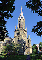 Joseph-Kathedrale in Liepaja, Lettland, Europa