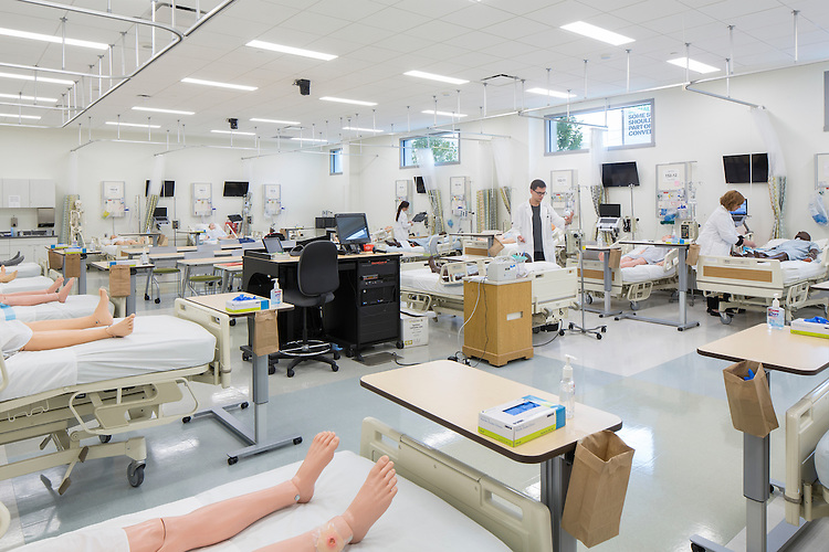 Cleveland State University Center for Innovation in Medical Professions | Pelli Clarke Pelli