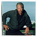 Morgan Freeman.<br /> Comédien.