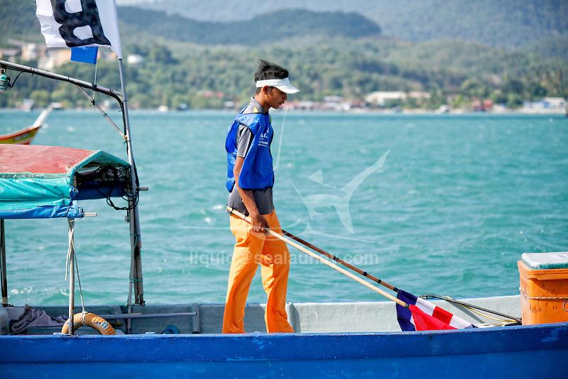 Day4, 2015 Youth Sailing World Championships,<br /> Langkawi, Malaysia