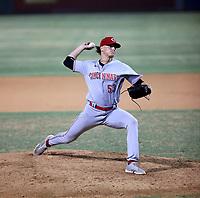 Jake Gozzo - 2021 Arizona League Reds (Bill Mitchell)