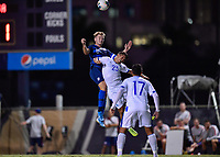 Miami, FL - Tuesday, October 15, 2019:  Djordje Mihailovic #8 during a friendly match between the USMNT U-23 and El Salvador at FIU Soccer Stadium.