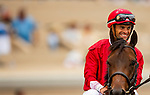 JULY 24, 2021: Umberto Rispoli at the Del Mar Fairgrounds in Del Mar, California on July 24, 2021. Evers/Eclipse Sportswire/CSM