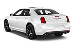 Car pictures of rear three quarter view of 2021 Chrysler 300 S 4 Door Sedan Angular Rear