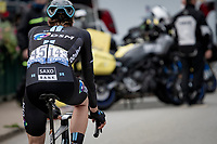 Nils Eekhoff (NED/DSM) post-race<br /> <br /> Stage 3 from Lorient to Pontivy (183km)<br /> 108th Tour de France 2021 (2.UWT)<br /> <br /> ©kramon