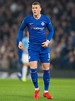Chelsea's Ross Barkley during the UEFA Europa League match between Chelsea and Malmo at Stamford Bridge, London, England on 21 February 2019. Photo by Andrew Aleksiejczuk / PRiME Media Images.