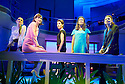 Woman On The Verge of A Nervous Breakdown The Musical. Based on the movie by Pedro Almodovar. Music and Lyrics by David Yazbek,Book by Jeffrey Lane, directed by Bartlett Sher. With Seline Hizli as Marisa, Haydn Gwynne as Lucia, Tamsin Greig as Pepa Marco, Anna Skellern as Candela, Willemijn Verkaik as Paulina. Opens at The Playhouse Theatre on 12/1/15. CREDIT Geraint Lewis