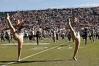 Purdue Silver Twins. The Wisconsin Badgers defeated the Purdue Boilermakers 34-13 at Ross-Ade Stadium, West Lafayette, Indiana on November 6, 2010.