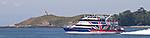 Victoria Clipper, Cattle Pass, San Juan Islands, passenger ferry between Seattle, Friday Harbor, Victoria, British Columbia, Canada