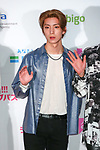 """Hwi-Young(SF9), May 19, 2019 : K-Culture festival """"KCON 2019 JAPAN"""" at the Makuhari Messe Convention Center in Chiba, Japan. (Photo by Pasya/AFLO)"""
