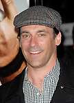 Jon Hamm at the Universal Pictures L.A. Premiere of Get Him to The Greek held at The Greek Theatre in Los Feliz, California on May 25,2010                                                                   Copyright 2010  DVS / RockinExposures