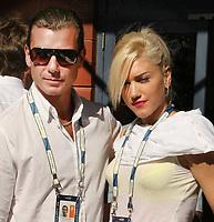 Gwen Stefani Gavin Rossdale<br /> 2009<br /> Photo By John Barrett/CelebrityArchaeology.com