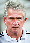 GUANGZHOU, GUANGDONG - JULY 26: Head coach Jupp Heynckes of Bayern Munich looks on before a friendly match against VfL Wolfsburg as part of the Audi Football Summit 2012 on July 26, 2012 at the Guangdong Olympic Sports Center in Guangzhou, China. Photo by Victor Fraile / The Power of Sport Images