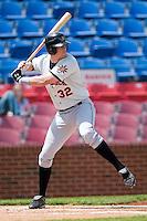 Designated hitter Matt Wieters (32) at bat versus the Winston-Salem Warthogs at Ernie Shore Field in Winston-Salem, NC, Sunday, April 20, 2008.