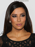 HOLLYWOOD, LOS ANGELES, CA, USA - OCTOBER 09: Eva Longoria arrives at the Eva Longoria Foundation Dinner held at Beso Restaurant on October 9, 2014 in Hollywood, Los Angeles, California, United States. (Photo by Celebrity Monitor)