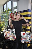 04-23-12 Promo for Broadway Extravaganza - Louise Sorel & Billy Freda