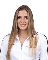 Stanford, CA - November 7, 2019: Alexandra Suarez Athlete Headshot.