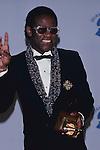 Al Green at The Grammy Awards 1987