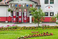 Store in the coastal community of Gustavus, Alaska