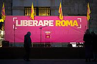 12.11.2020 - Liberare Roma: Ascoltare Per Decidere Insieme - Free Rome: Listening To Decide Together