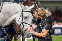 2014 TITLE WINNER: NZL-Andrew Nicholson (AVEBURY) FINAL-1ST: CCI4* PRIZEGIVING: 2014 GBR-Land Rover Burghley Horse Trial (Sunday 7 September) CREDIT: Libby Law COPYRIGHT: LIBBY LAW PHOTOGRAPHY - NZL
