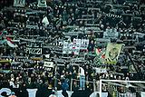06.03.2013  Juventus v Celtic, UEFA Champions League round of the last 16 second leg  ...................    JUVENTUS FAANS
