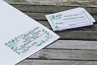 Selbstgemalte, selbst gestaltete Etiketten, Pflanzenetiketten. Botanik, Botanisieren, botany, Herbar, herbaria, Herbarien, herbarisieren, herbier, Pflanzenbestimmung, Pflanzenherbar