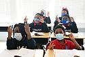 Crescent City Schools Harriet Tubman Charter School during Covid-19 pandemic