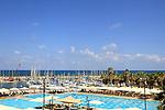 Gordon pool in Tel Aviv