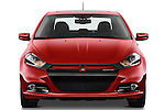Straight front photo of a 2013 Dodge Dart Rallye sedan