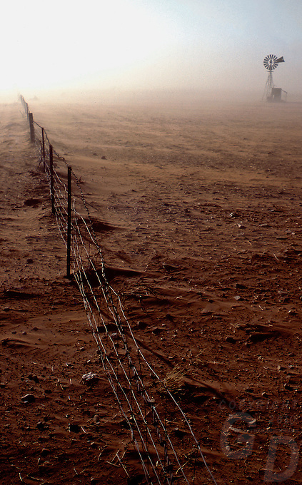 """Drought in Australia - Cover of Time Magazine, """"Australia's Great Dry"""""""